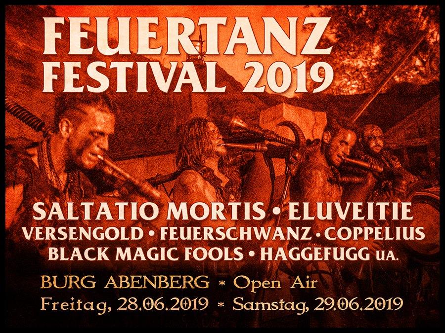 Feuertanz Festival 2019