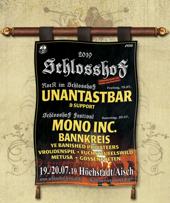 Schlosshof Festival 2019