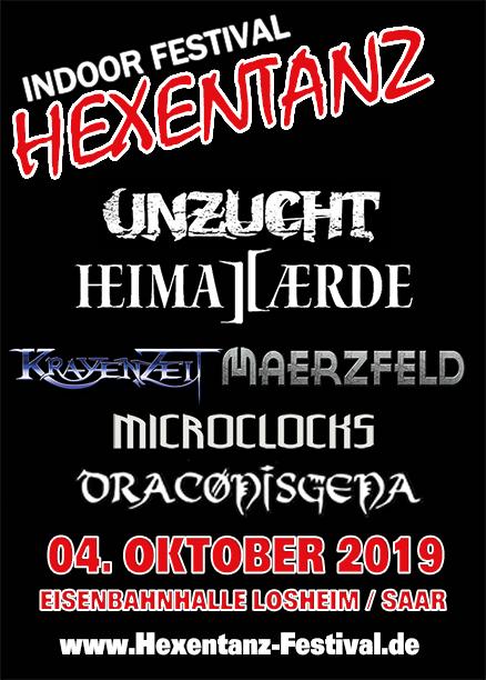 Indoor Hexentanz Festival 2019