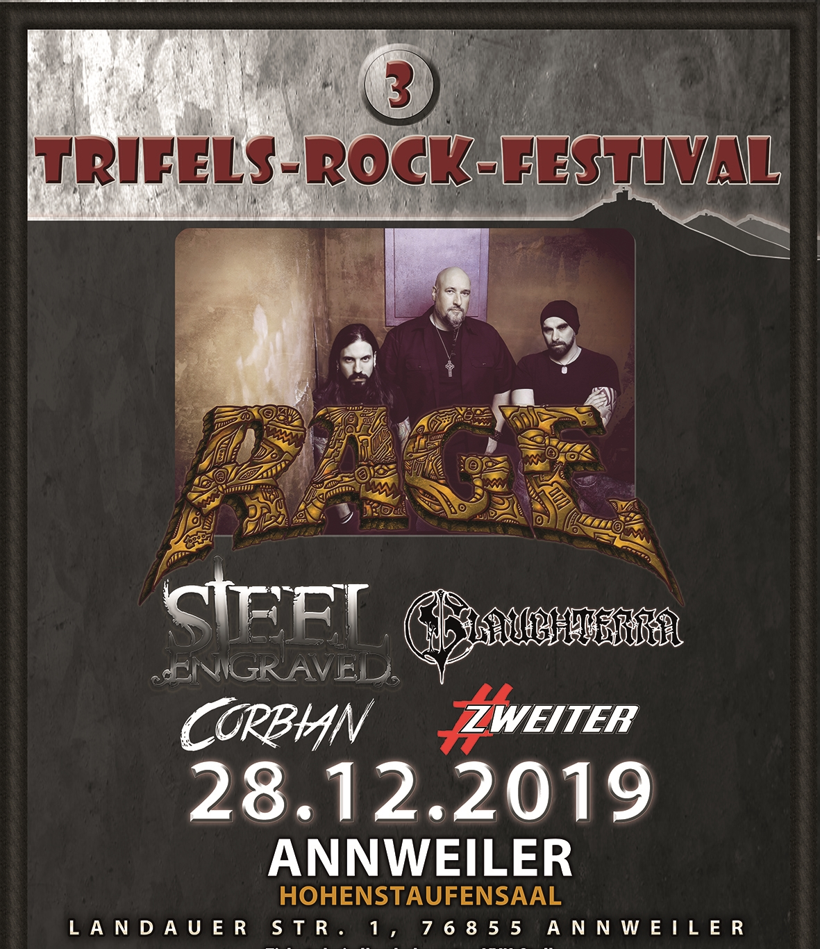 Annweiler - 3. Trifels-Rock-Festival